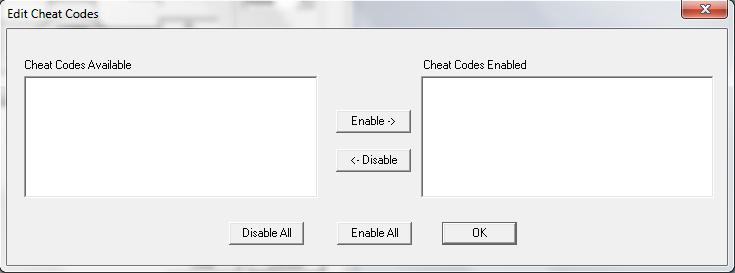 Caranya lht di sini . Cheat code tersebut dapat dicari di google atau ...