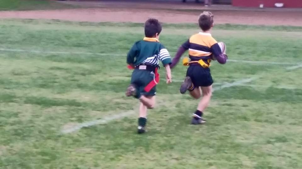 Rippa rugby vs Waiheke - 7 tries by Scrag
