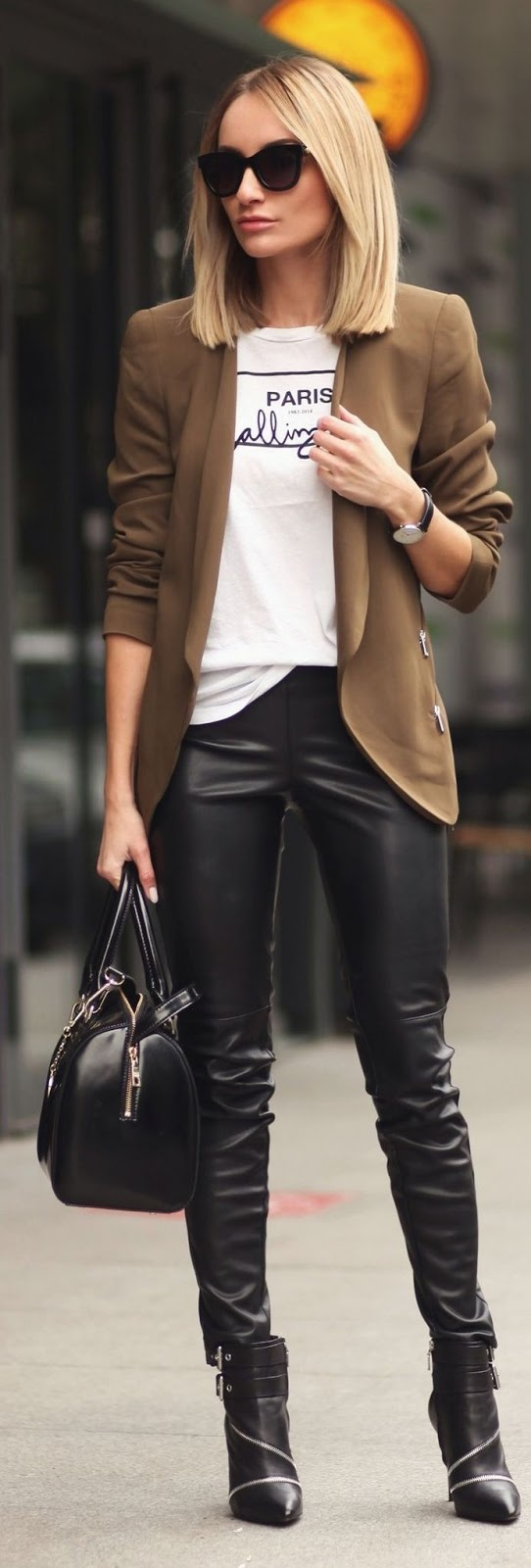 60 Great New Winter Outfits On The Street for this coming winter