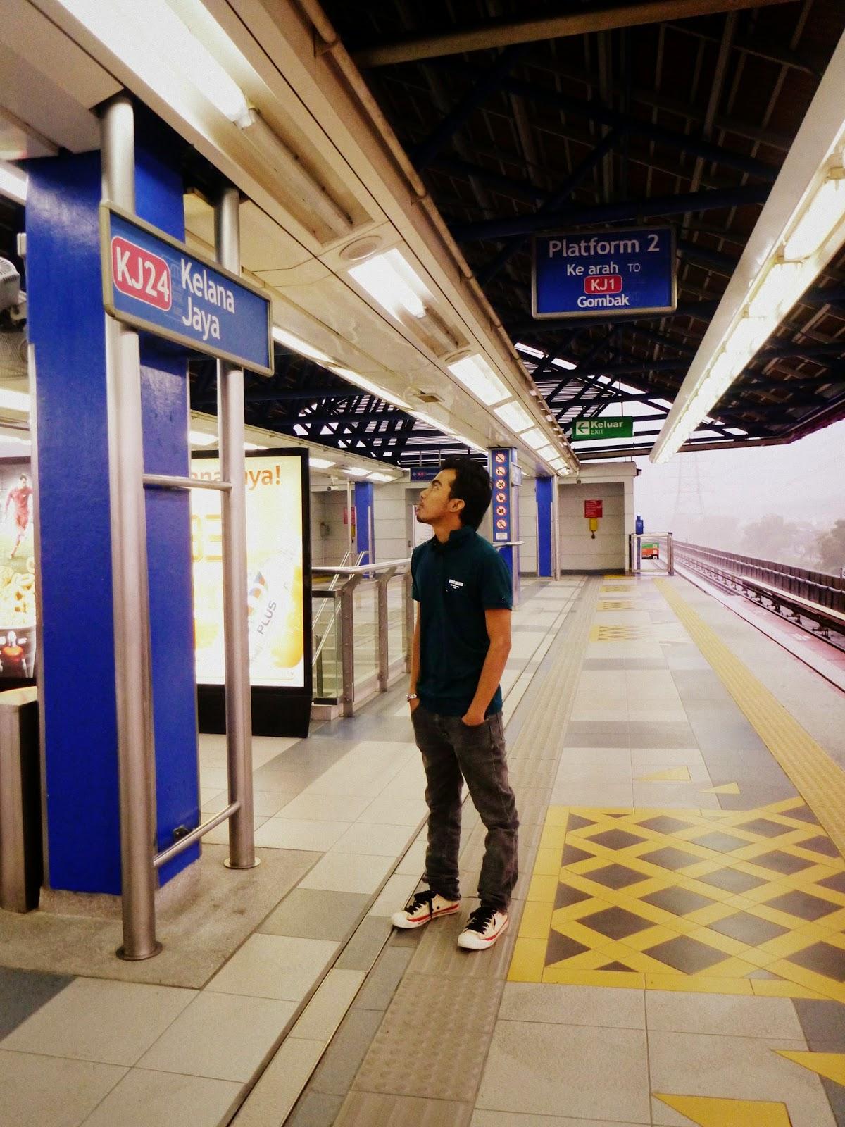 Cuba Mengenali Kuala Lumpur