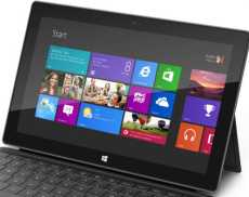 Tableta de Microsoft: Surface