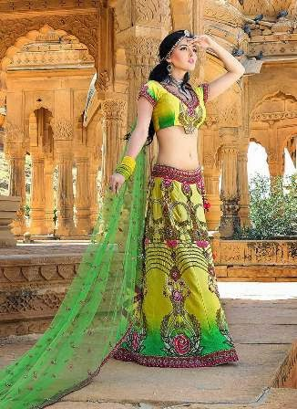 Best Indian bridal dresses styles