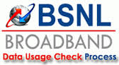BSNL data usage