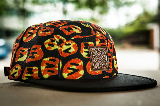 African print hats available on ciaafrique