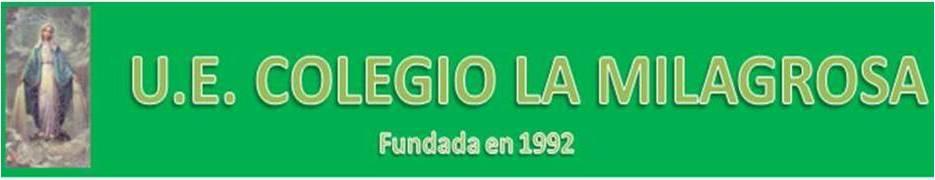 U.E. COLEGIO LA MILAGROSA