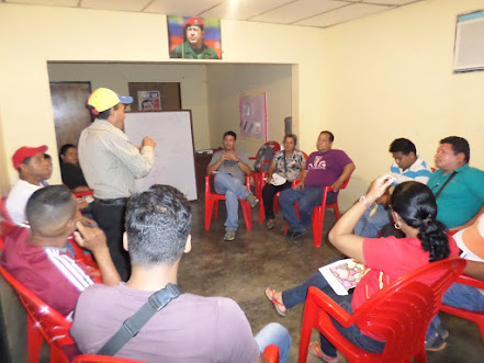 """En Monagas comunidades se unen para conformar la comuna """"Carlos Escarrá"""""""