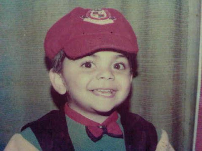 Child Hood teenage Pictures of Virat Kohali