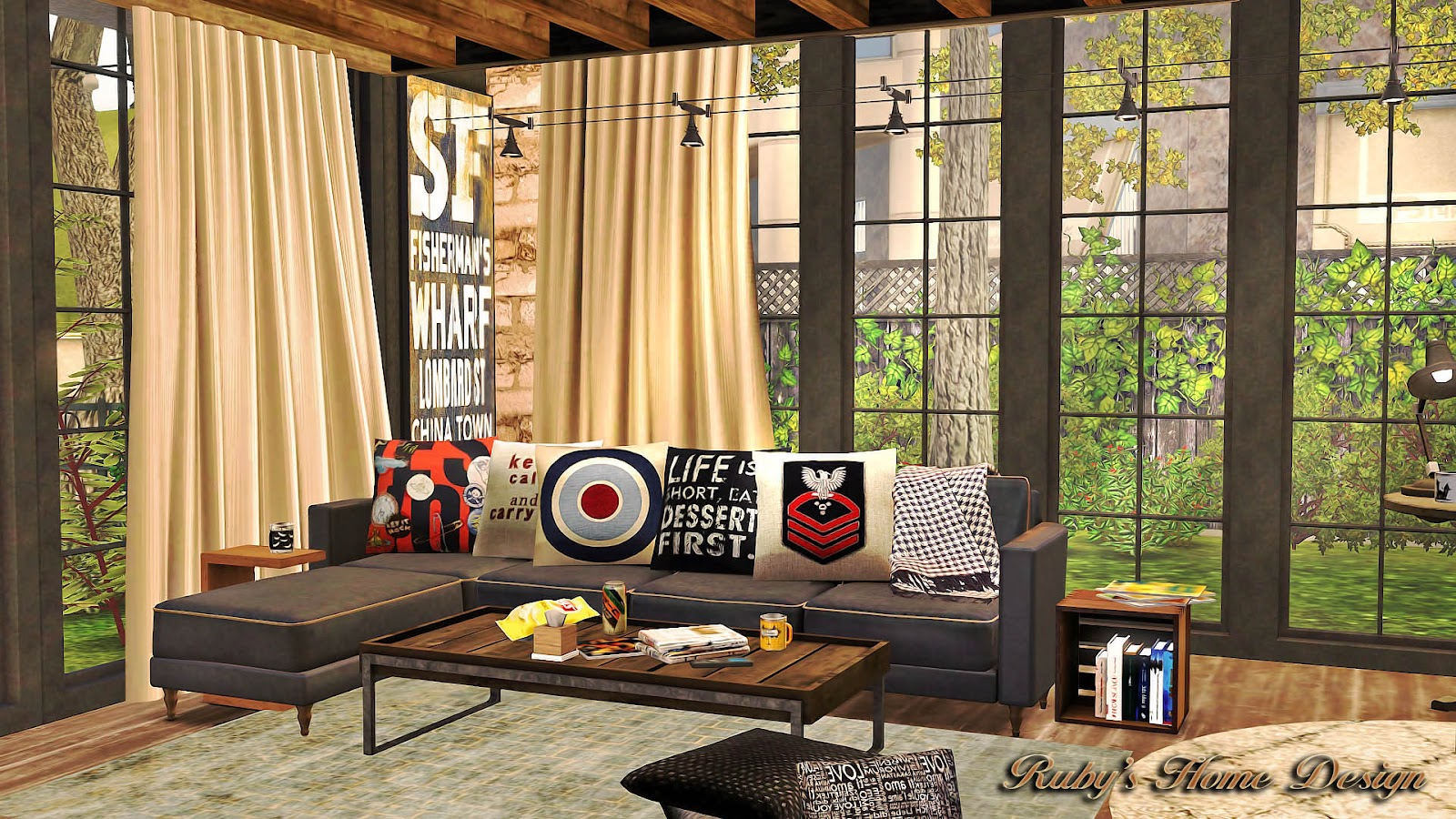 sims 3 cc furniture. 30x 20 Lot In St. Clair Sims 3 Cc Furniture I