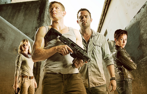 Strike Back Season 3 (2012)