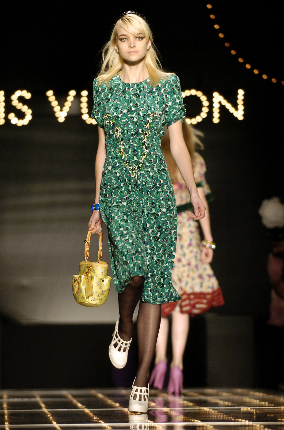 Louis Vuitton Spring/Summer 2005 via fashioned by love