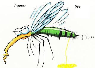 Skeeter Pee logo