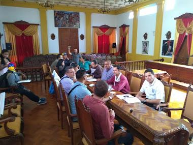 CLEBM trabajará en articulación con concejos municipales