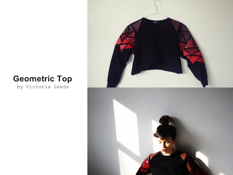 DIY| Customised sweatshirt