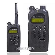 Jual HT Motorola GP 2000 Jual Handy Talky Motorola GP2000 Harga Murah