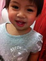 Eryna @ 20-month (8.9kg)
