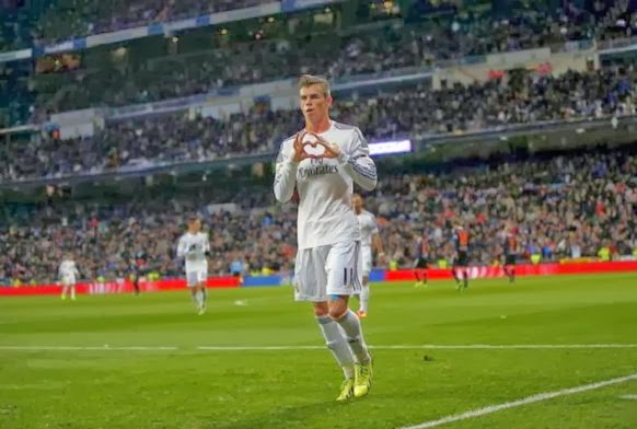 Gareth Bale New King Assists Real Madrid
