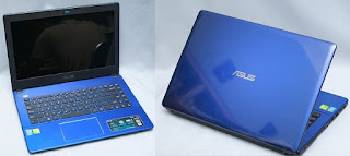 Laptop Gaming 2nd - Asus A450LC-WX049D