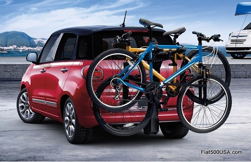 Fiat 500L Bike Carrier