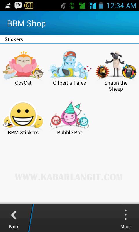 Cara Lengkap Mendapatkan Stiker Gratis Untuk Semua Versi BBM Android Terbaru