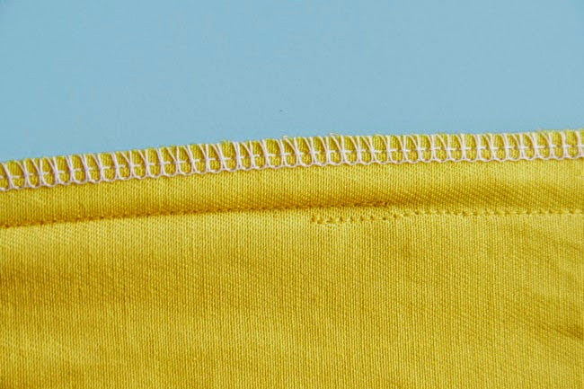 How to Sew an Invisible Zip