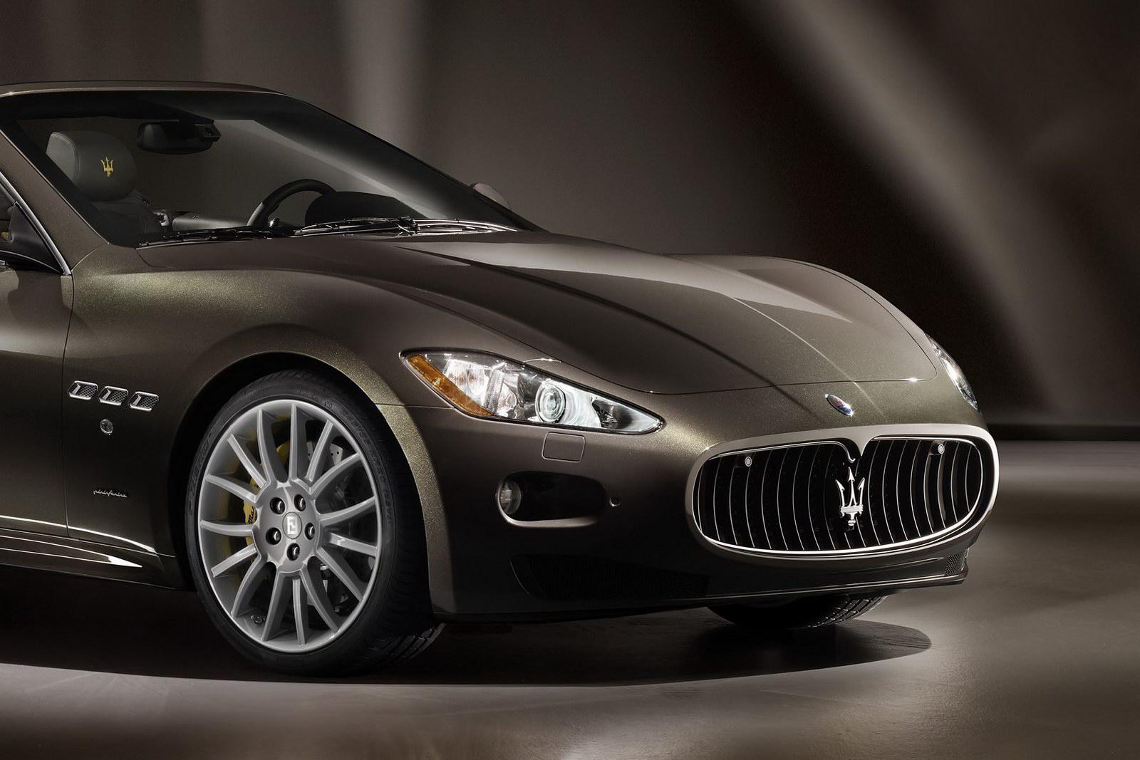 Sport Cars Maserati Grancabrio Fendi 2012 Nice Car
