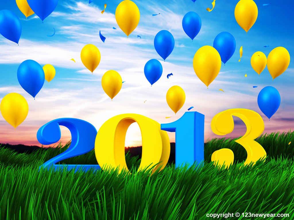 Skd happy new year wishes 2013 wallpapers for Best home wallpaper 2013