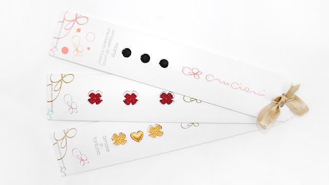 packaging braccialetti cruciani