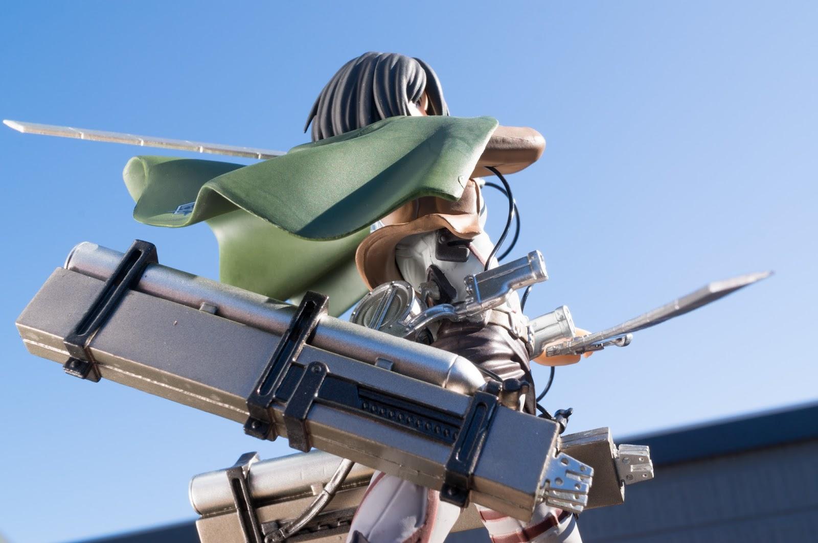 【プライズレビュー】進撃の巨人 プレミアムフィギュア調査兵団ミカサ・アッカーマン【セガプライズ】