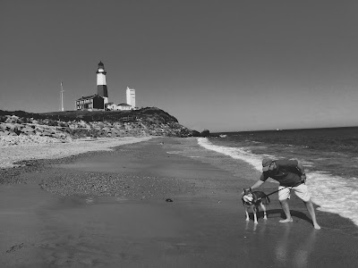 The Montauk Point Lighthouse in Long Island NY is said to be haunted