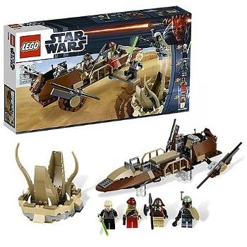 Image du set lego Star Wars 9496 Desert Skiff