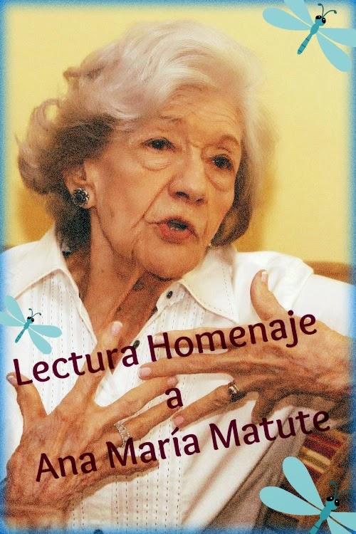 Lectura homenaje a Ana María Matute