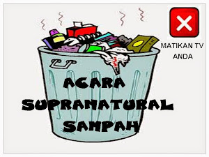 ACARA SUPRANATURAL SAMPAH