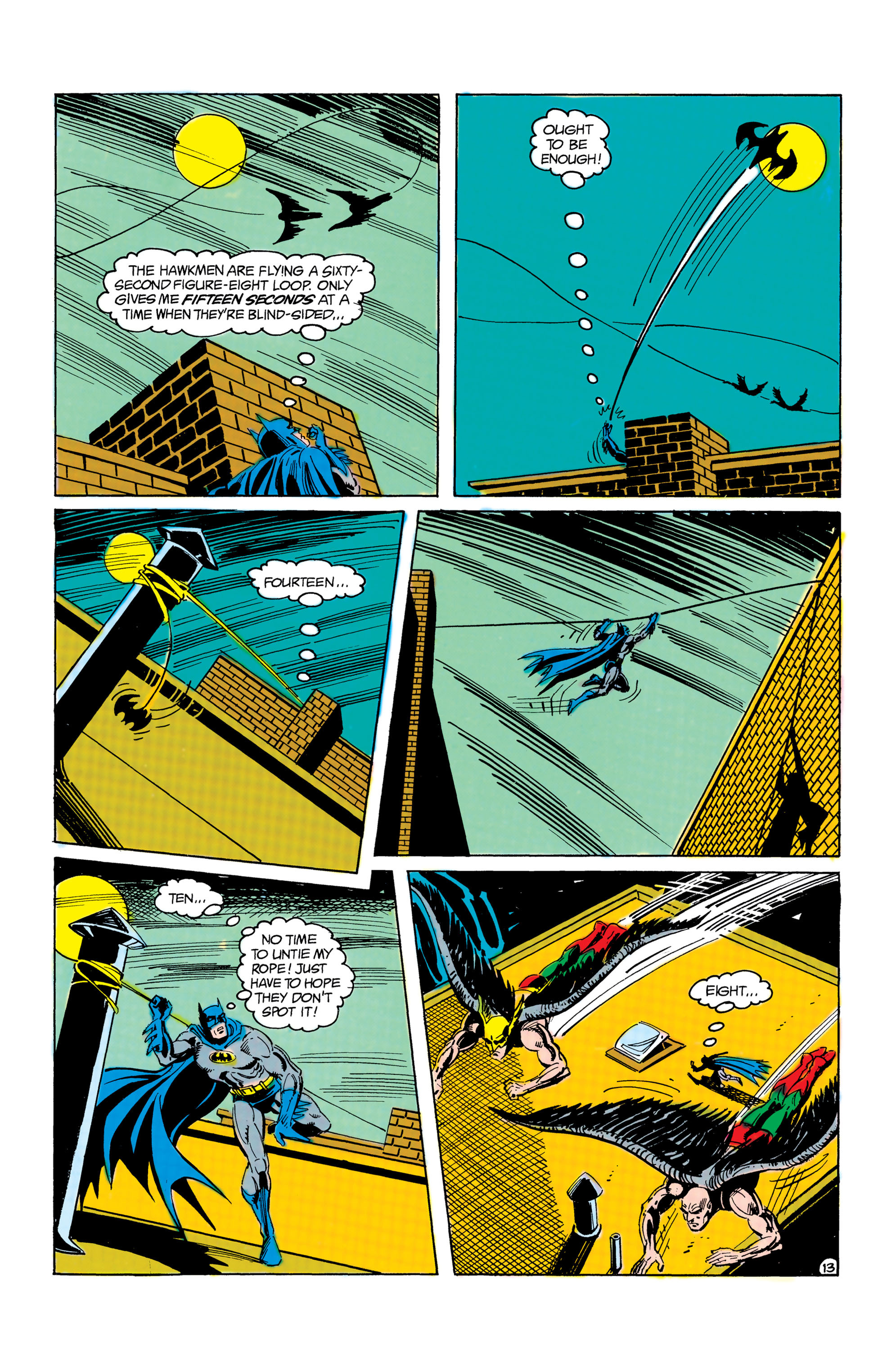 Detective Comics (1937) Issue #595 Page 30