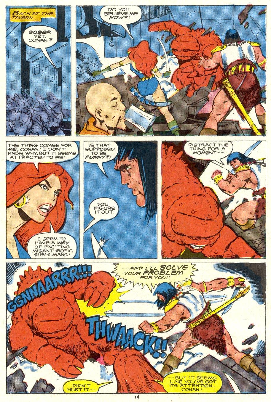 Conan the Barbarian (1970) Issue #204 #216 - English 15
