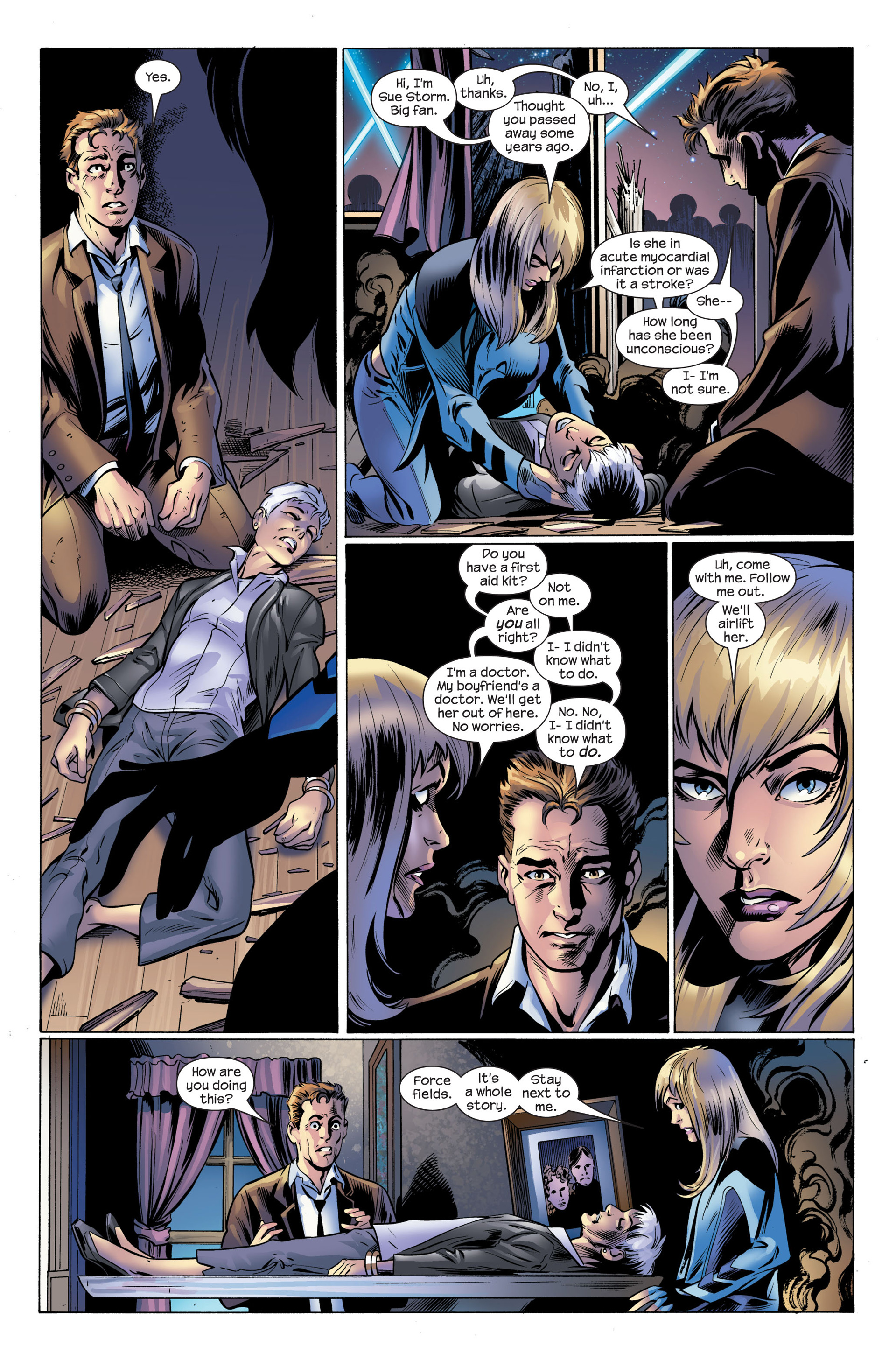 Ultimate Spider-Man (2000) Issue #101 #105 - English 12