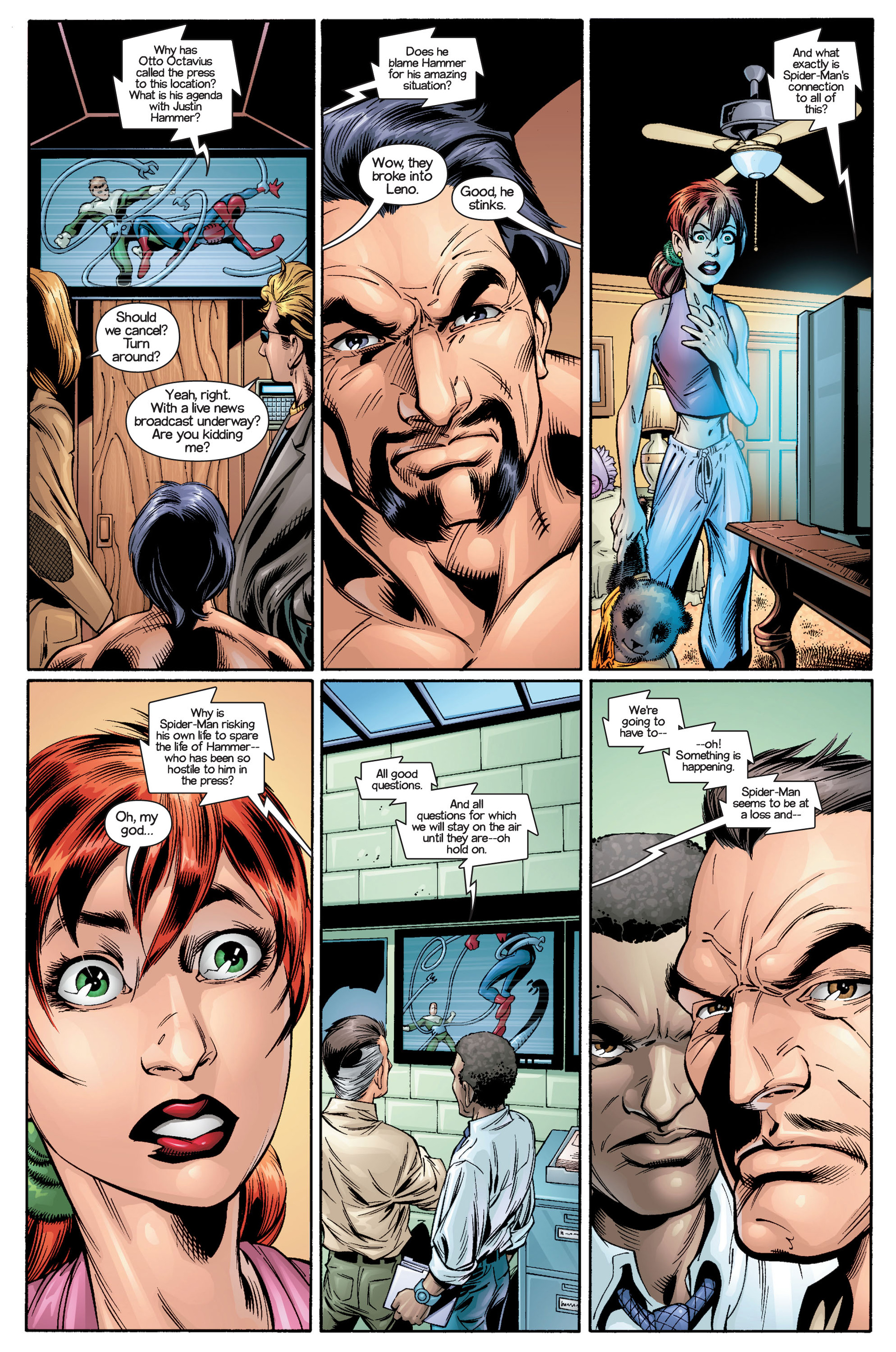 Ultimate Spider-Man (2000) Issue #20 #24 - English 11