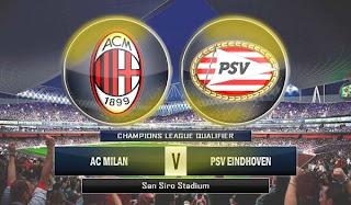 AC Milan vs PSV