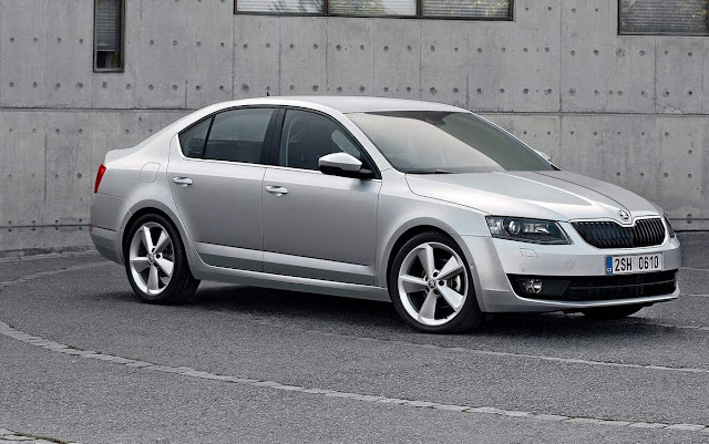New Skoda Octavia (2013): first official pictures This is the new 2013 Skoda Octavia. For its third generation, The New Skoda Octavia gets its cleanest, most efficient engines