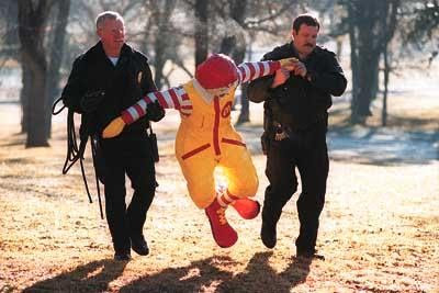 catch ronald macdonald