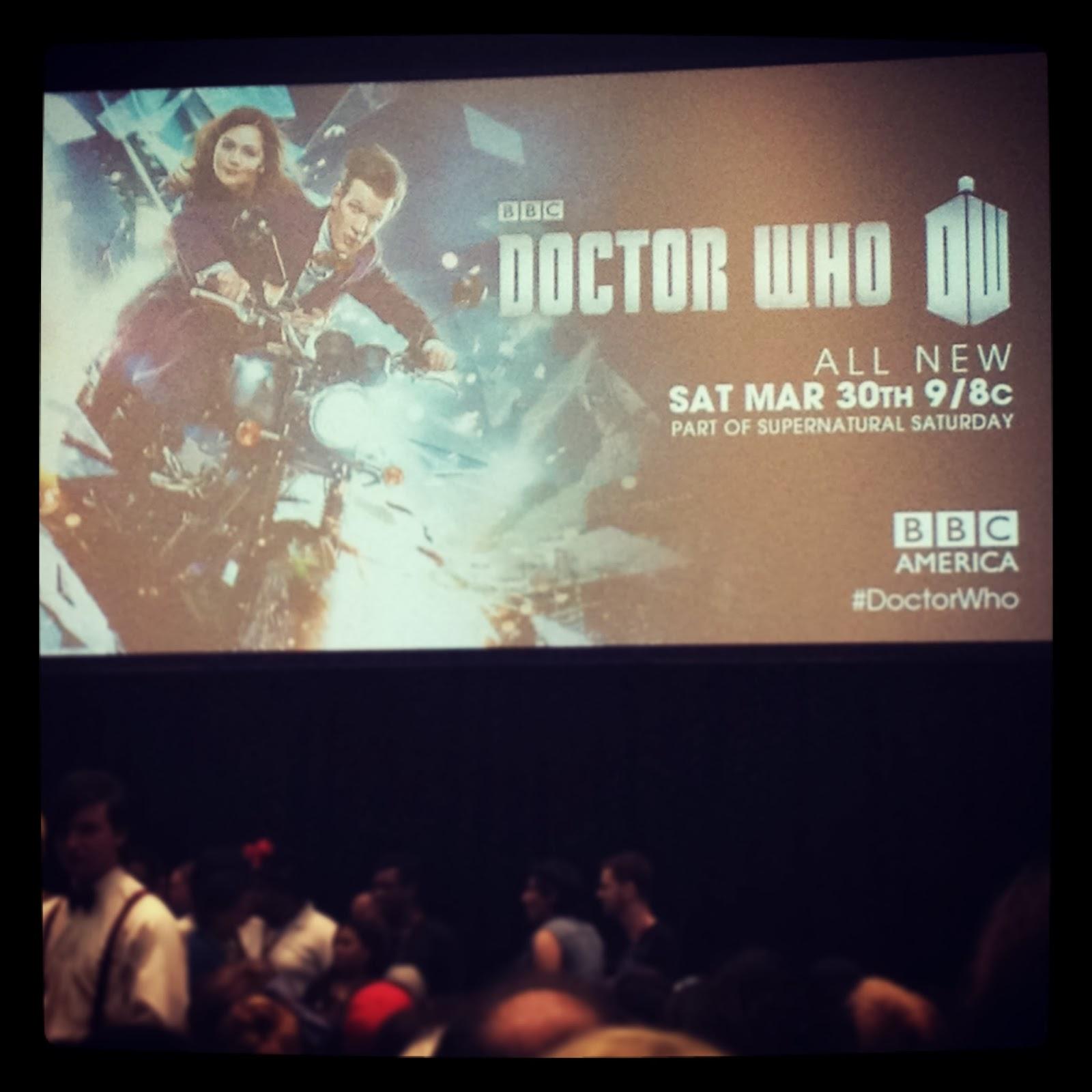 WonderCon Anaheim 2013 Doctor Who