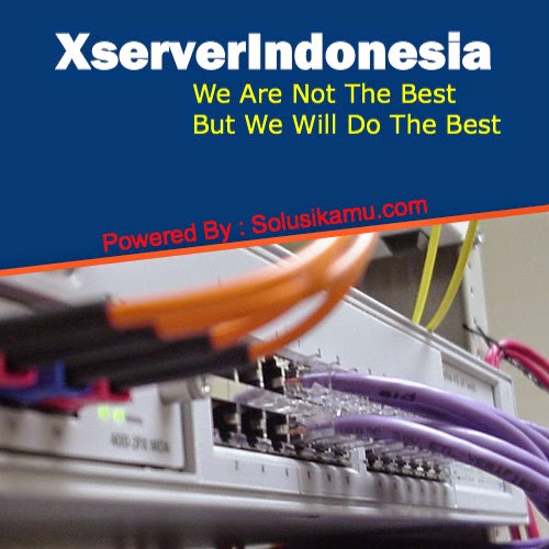 Powered By XserverIndonesia