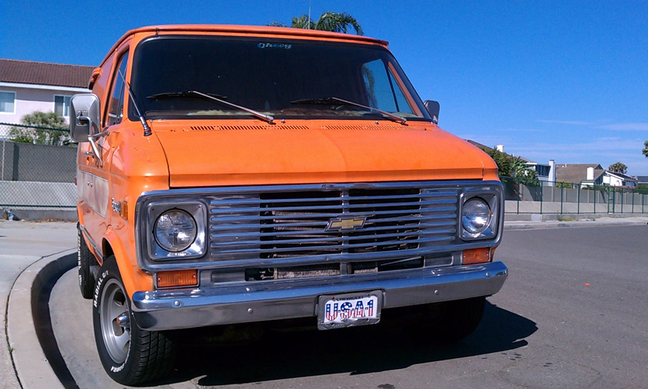 All Chevy » 1976 Chevy Van For Sale - Old Chevy Photos Collection ...