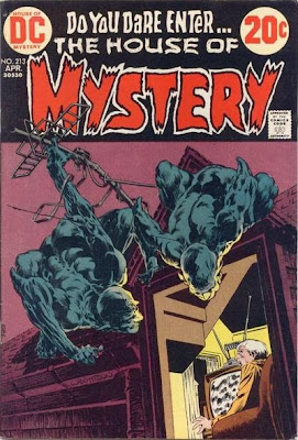 House of Mystery #213, Bernie Wrightson
