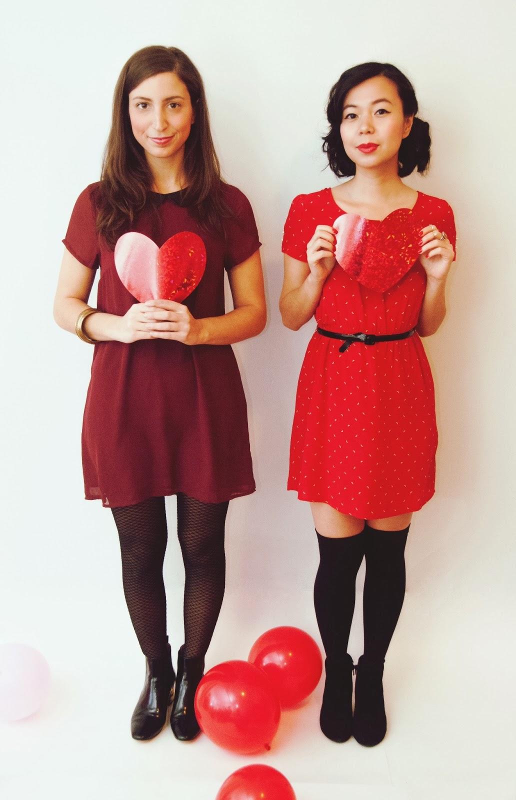 maroon dress peter pan collar red belt black bootie valentine's day hearts love