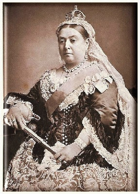 Reina Victoria (1819-1901) - www.cementeriobritanico.org - EAK
