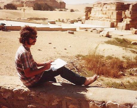 ca. 1977 in Ägypten