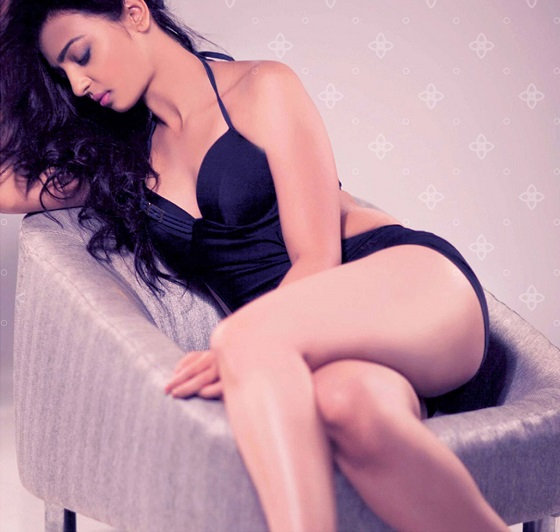 Radhika Apte Hot Photoshoot in Nightwear