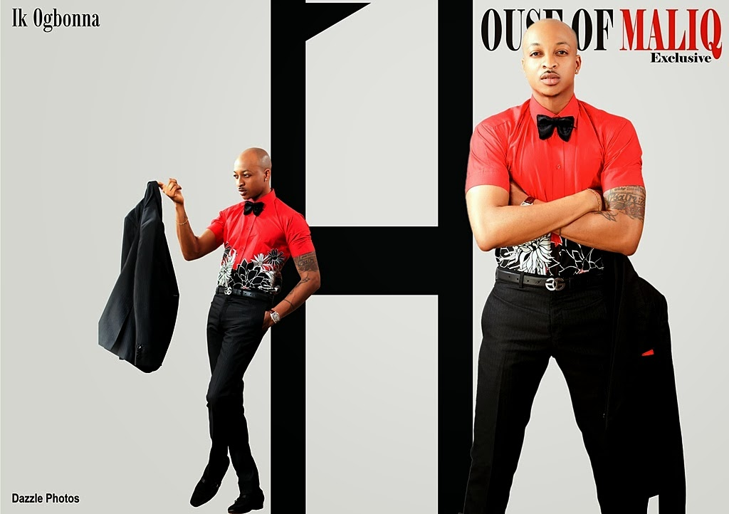 IK Ogbonna covers House of Maliq