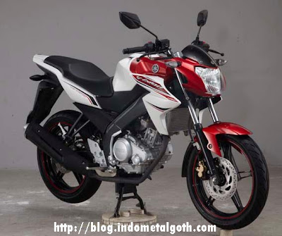 Yamaha New V-Ixion