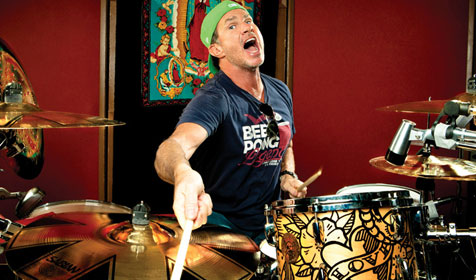 Chad Smith, The Red Hot Chili Peppers